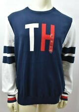 TOMMY HILFIGER MENS COTTON SWEATER SZ XL NEW WITH TAG