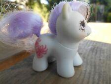 mon petit poney my little pony HASBRO G1 BABY LITTLE HONEY PIE 1989 VINTAGE