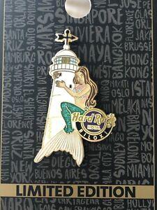 NEW Hard Rock Cafe Hotel Biloxi 2020 Mermaid Lighthouse Pin
