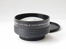 Kenko VTR Tele Conversion Lens X1.5 Video Lens. Stock No u7140