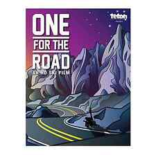 Teton Gravity Research-One for the Road an HD Ski Film Movie-Combo Pack DVD/BlRy