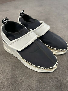 Kenzo Neoprene Espadrilles Shoes 38 8 Used. Very Good Condition.