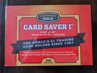 Cardboard Gold PSA Submission Card Saver I ~200 Count ~ IN STOCK NOW~QUICK SHIP!