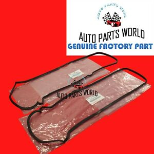GENUINE OEM TOYOTA V8 4RUNNER TUNDRA LX GS GX LS SC ENGINE VALVE COVER GASKETS