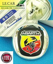 FREGIO STEMMA GRIGLIA ANTERIORE FIAT GRANDE PUNTO ABARTH 9/2005 > 2009 ORIGINALE