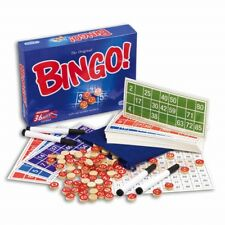 GIBSONS THE ORIGINAL BINGO GAME WITH WIPE CLEAN CARDS - NEW SEALED PARTY FAMILY