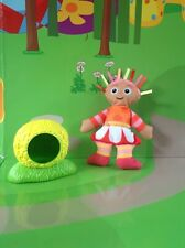 In The Night Garden Upsy Daisy Figure & Bush - Ideal Cake Topper/Decorations!!