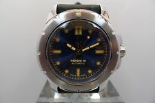 HEROIC 18 STEEL SPECIAL EDITION SWISS MADE DIVER NEW MILITARE PAM 44MM