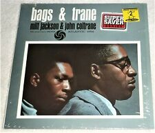 """USED"" VINYL by MILT JACKSON & JOHN COLTRANE ""BAGS & TRANE"" / ATLANTIC SD 1541"