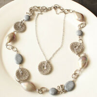 New Premier Designs Dual Strands Necklace Long Gift Vintage Women Party Jewelry