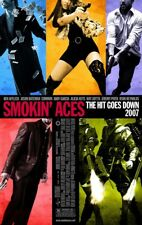 SMOKIN' ACES MOVIE POSTER 2 Sided ORIGINAL FINAL 27x40 RYAN REYNOLDS