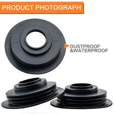 2X Universal Rubber Housing Seal Cap Dust Cover LED Bulbs HID Headlight 32mm H11