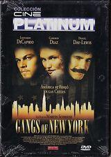 Martin Scorsese GANGS OF NEW YORK. Edición diarios.