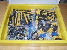 Lego Technic 8438 Pneumatic Crane Truck 2003 box, instructions,  Ex cond Lego