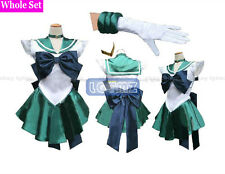 Sailor Moon Sailor Neptune Michiru Kaioh Michelle Kaioh Cosplay Clothing Costume