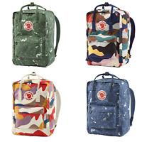 Fjallraven Kanken Laptop Backpack Landscape Spring Edition Sport Travel Backpack