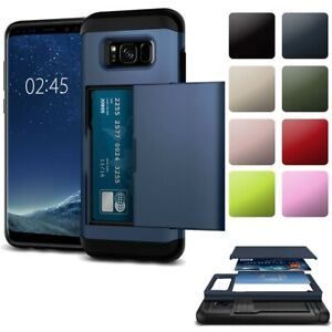 Shockproof Armor Case Hard Cover For Samsung Note 9 8 5 4 S9 S8 S7 S6 Edge Plus