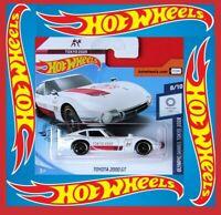 Hot Wheels 2020   TOYOTA 2000 GT    184/250   NEU&OVP