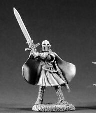 Reaper Miniatures Knight Templar #02188 Dark Heaven Legends Unpainted Metal