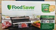 Brand New! FoodSaver FM5000 Series 2-in-1 Vacuum Sealing System (FM5200-015)