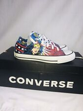New listing CONVERSE ALL STAR Ladies Women's Trainers Size UK 4 EUR 36.5 BRAND NEW RRP £150