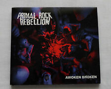 PRIMAL ROCK REBELLION Awoken broken EUROPE digipak CD SPINEFARM Records(2012)