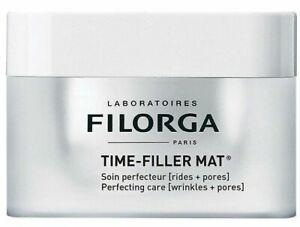 Filorga Time Filler Mat Wrinkle Correction Cream Diminishes Pores And Shine 50ml