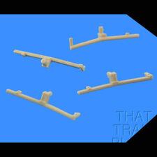 B23-7 Air Pipe S (4) Atlas Ho Scale