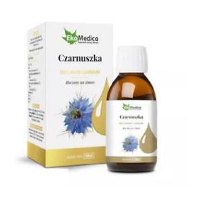 EkaMedica Black cumin seed oil  /EkaMedica Olej z nasion czarnuszki - 100ml