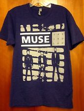 MUSE small T shirt 2nd Law tee Matt Bellamy government oppression 2013 rock UK