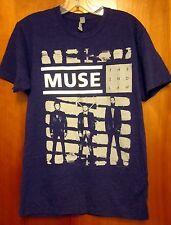 MUSE small T shirt 2nd Law tee Matt Bellamy government oppression 2013 rock UK