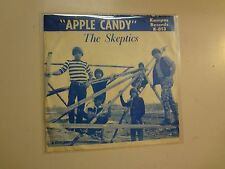 "SKEPTICS: Apple Candy-Ride Child-U.S. 7"" 1967 Kampus Records K-814 Original PSL"