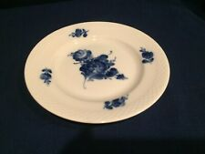 "Royal Copenhagen Denmark BLUE FLOWERS BRAIDED 6 7/8"" bread & butter plate reduce"