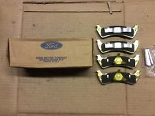 New Factory OEM Ford Disc Brake Pad Pads Rear XL2Z-2200-AA