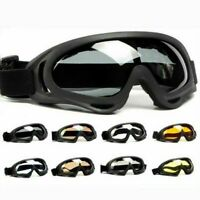 2PCS Snow Ski Goggles Men Women Anti-fog Lens Snowboard Snowmobile Motorcycle