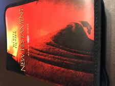The Word of Promise New Testament by Thomas Nelson Publishing Staff (2007, CD /