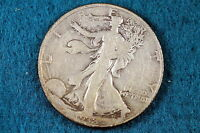 1938-D Estate Find Walking Liberty Half Dollar!! #C9257
