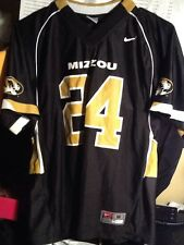 Missouri Tigers Youth Football Jersey Medium Nike, Med #24