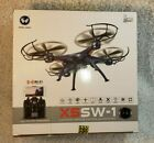 X5SW-1 4-Channel Remote Control Wifi Quadcopter Drone w/ 2 MP Camera New In Box