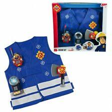Children Costume Fireman Sam Saving Set Simba 109250745 Boys
