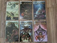 CANTO (1-6) All 1st Print Except #1 IDW Comics VF/NM