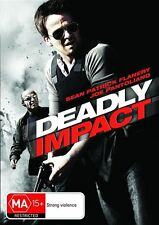 Deadly Impact (DVD, 2011) VGC Pre-owned (D86)