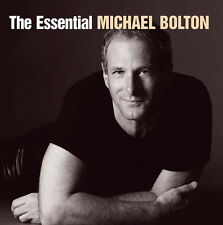 MICHAEL BOLTON The Essential 2CD BRAND NEW Best Of Greatest Hits