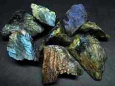 Labradorite 1/2 Lb Lots Gemstones Natural Spectral Feldspar