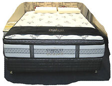 KING SIZE Desire Multi Zone Pocket Spring with Latex Mattress & Base - BRAND NEW