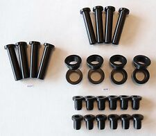 DELRIN 2005 Polaris Sportsman 800 Front & Rear Control Arm Bushing Kits DURABLE!