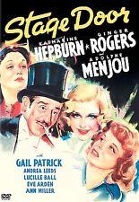 Stage Door (DVD, 2005 Warner Bros.) Katharine Hepburn, Ginger Rogers