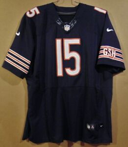 CHICAGO BEARS BRANDON MARSHALL NAVY NFL JERSEY