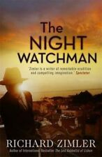 The Night Watchman, By Zimler, Richard,in Used but Acceptable condition