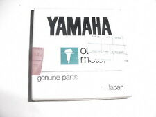 YAMAHA OUTBOARD PISTON RING SET - 6L5-11610-00